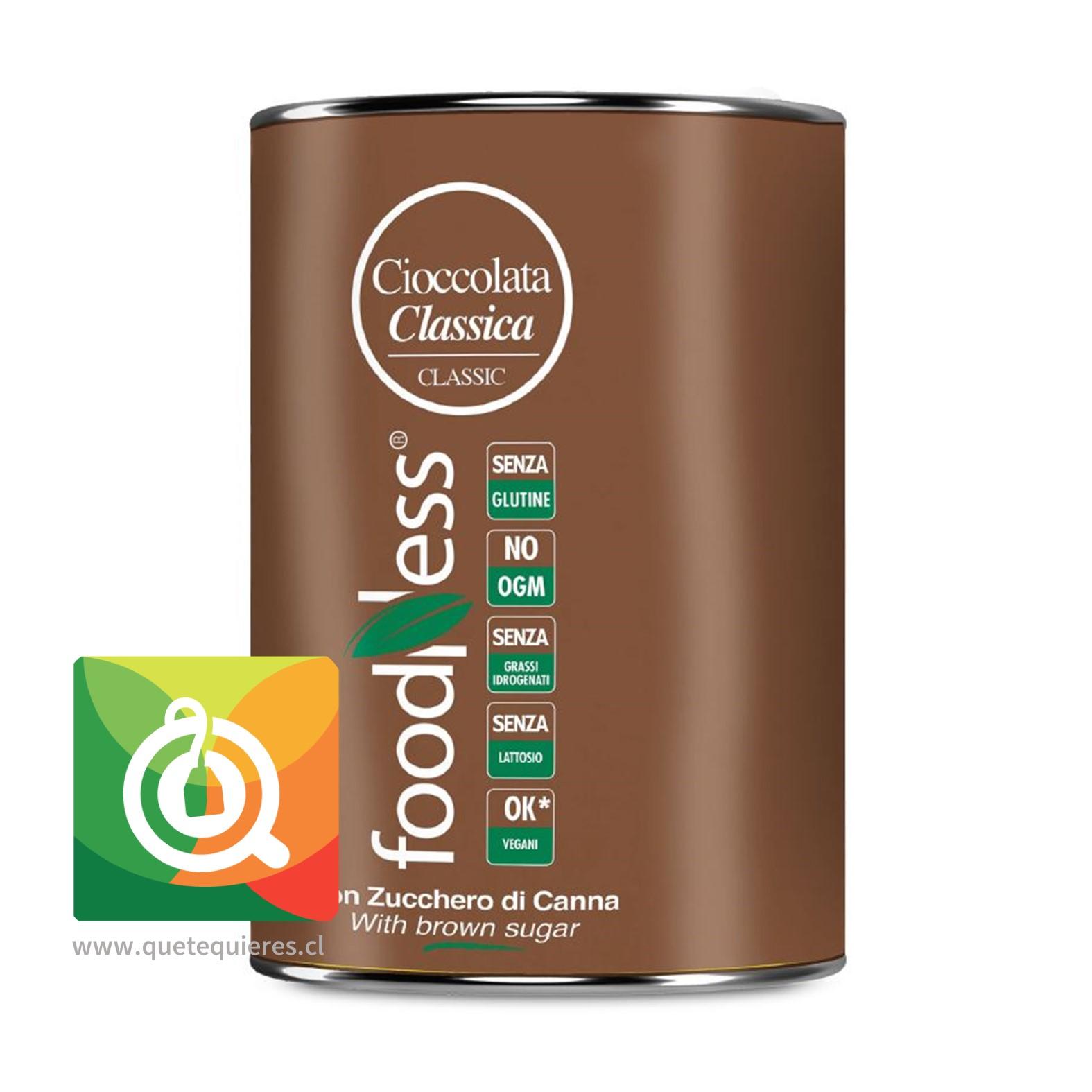 FoodNess Chocolate Caliente en Polvo