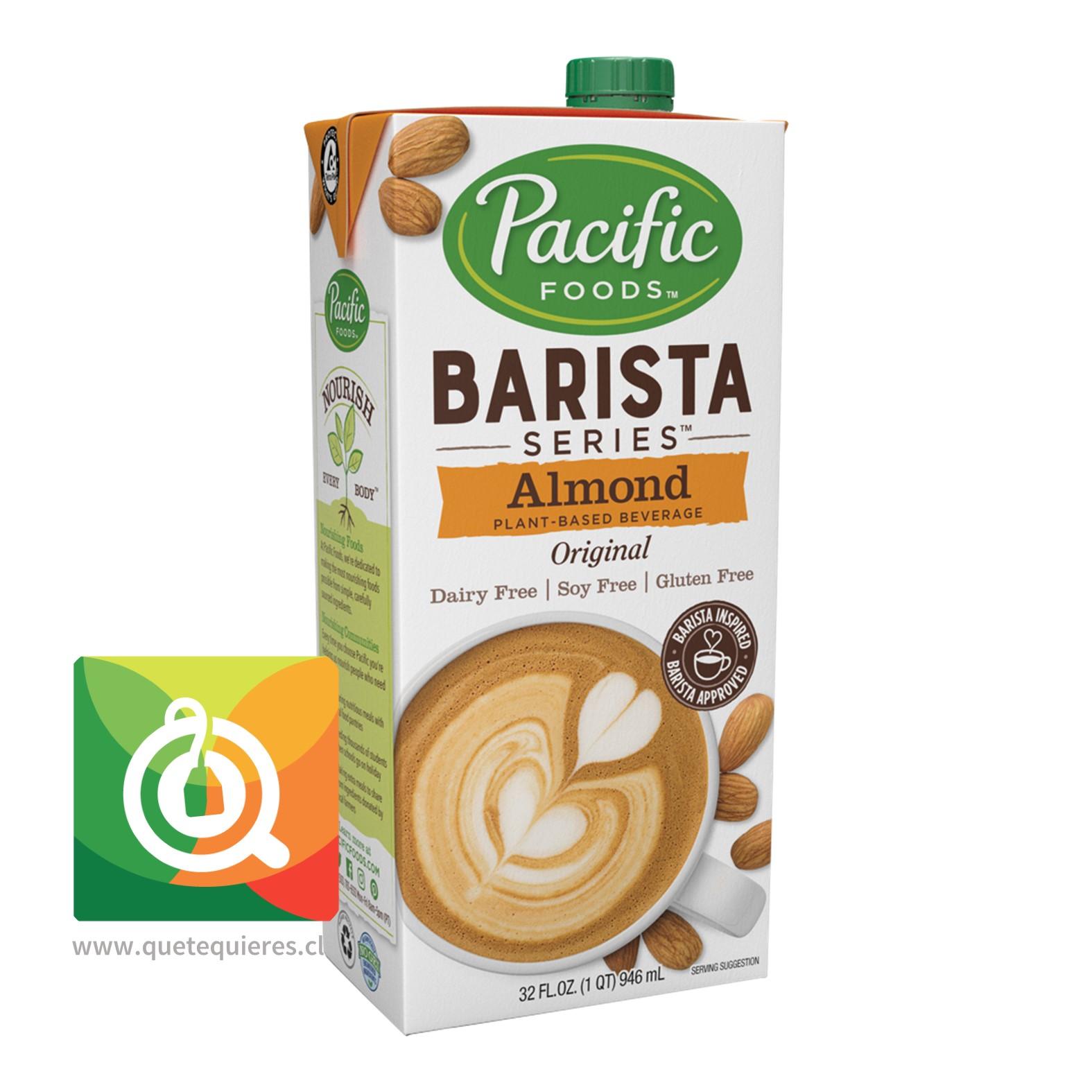 Pacific Foods Alimento Liquido de Almendra Barista