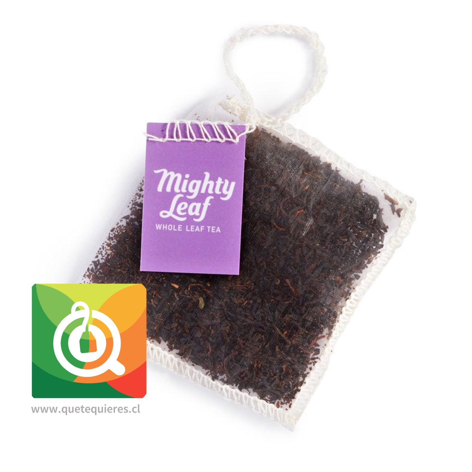 Mighty Leaf Té Negro Breakfast Orgánico- Image 2