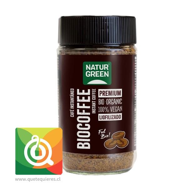 Naturgreen Café Instantaneo en Polvo Orgánico 100 gr