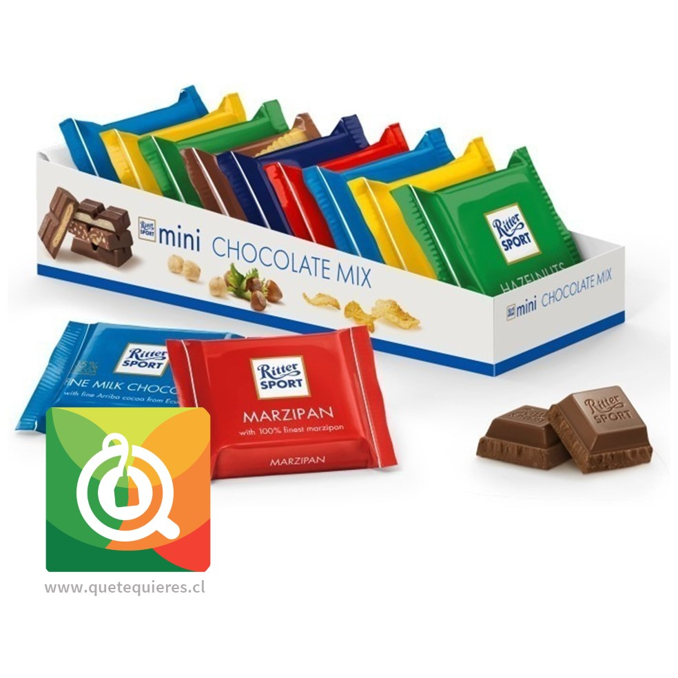 Ritter Sport Chocolate Surtido - Mini Chocolate Mix