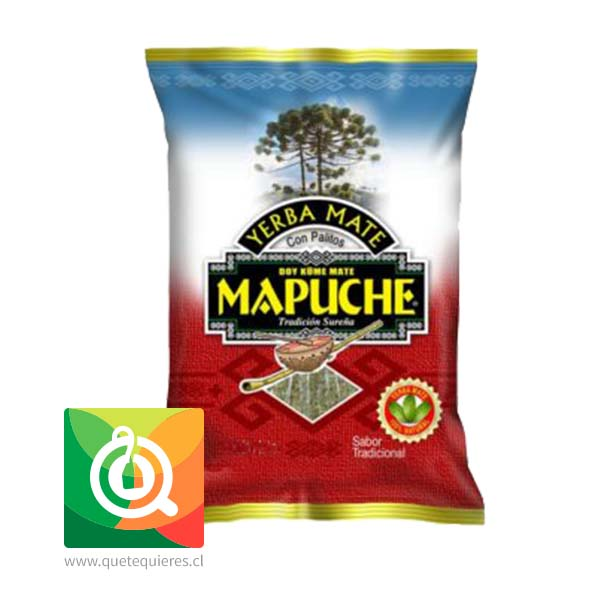 Mapuche Yerba Mate Tradicional 1 kg