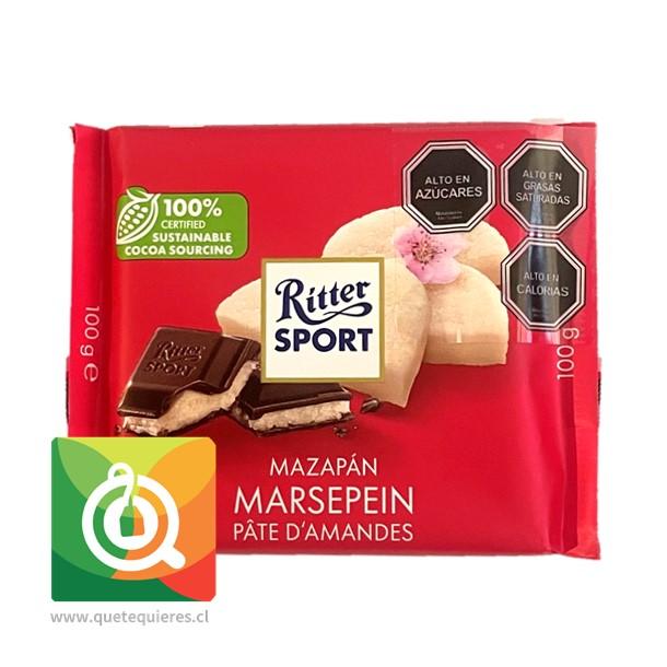 Ritter Sport Chocolate Mazapán