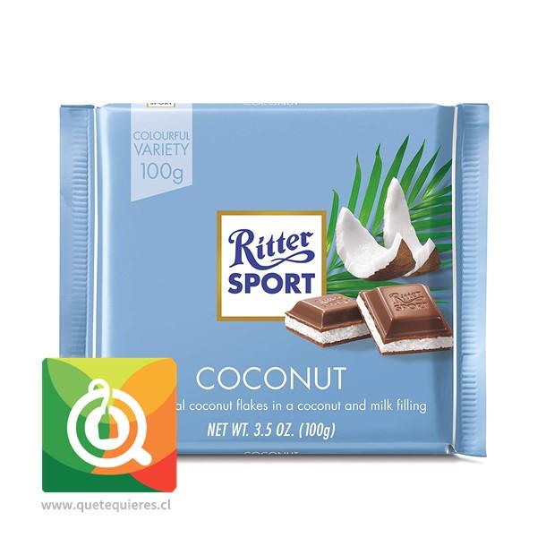 Ritter Sport Chocolate Coconut