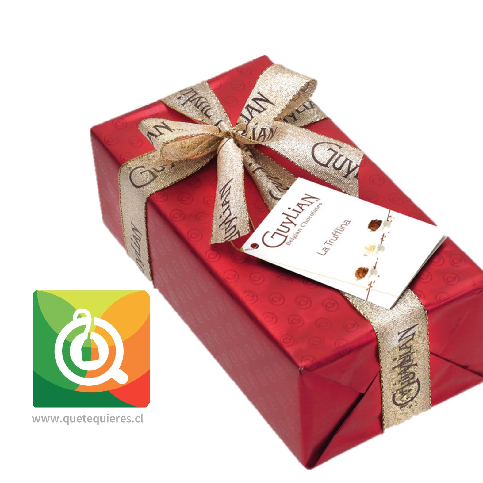 Guylian Bombon Chocolate Trufflina- Image 1