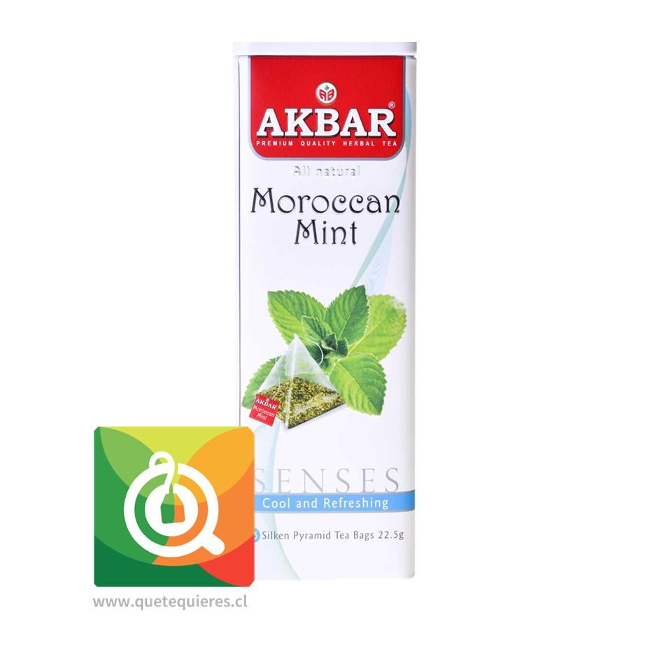 Akbar Infusión Menta Marroquí