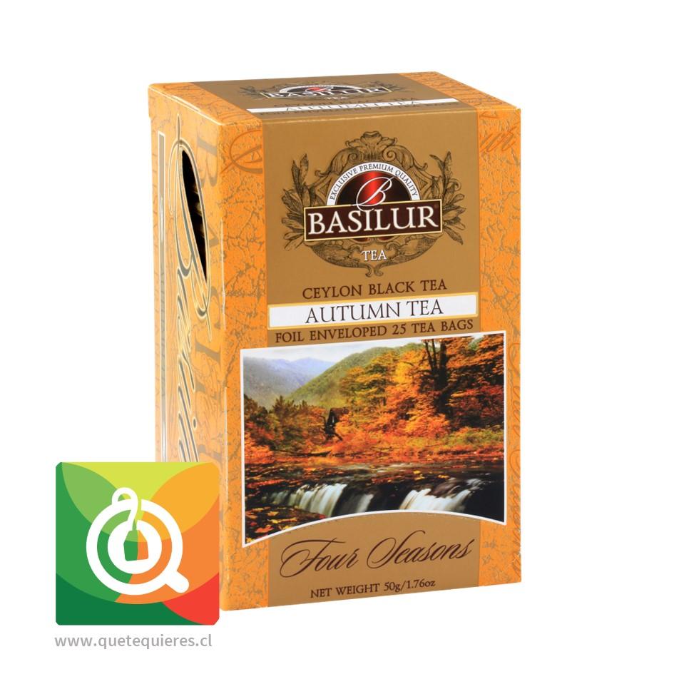 Basilur Té Negro - Autumn Tea