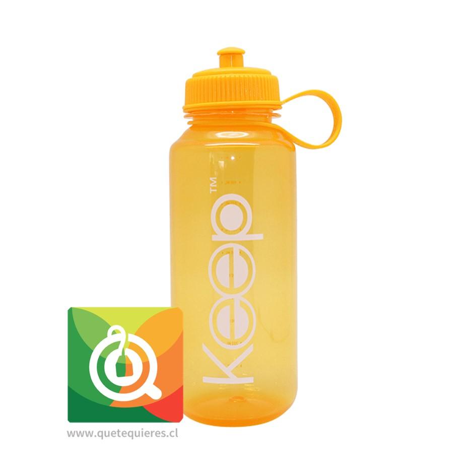 Keep Botella Naranja