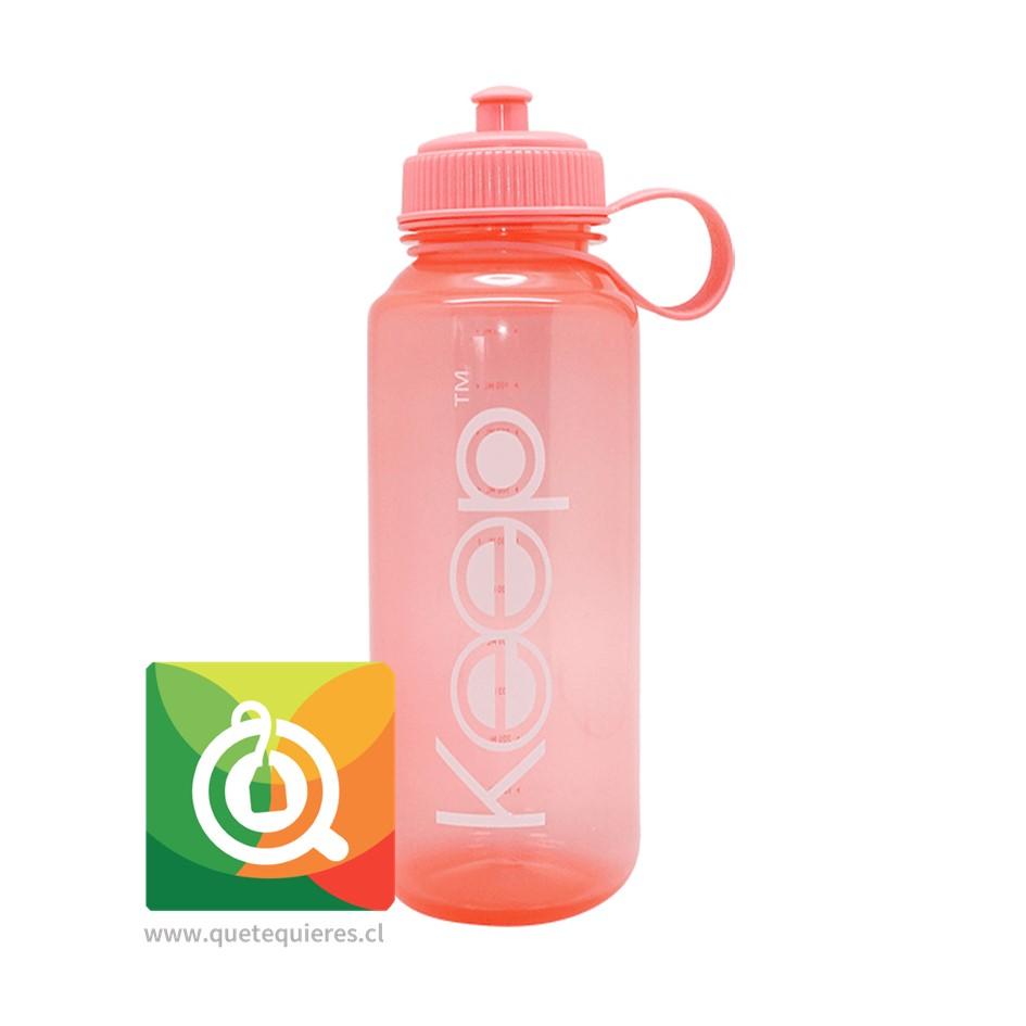 Keep Botella Fucsia