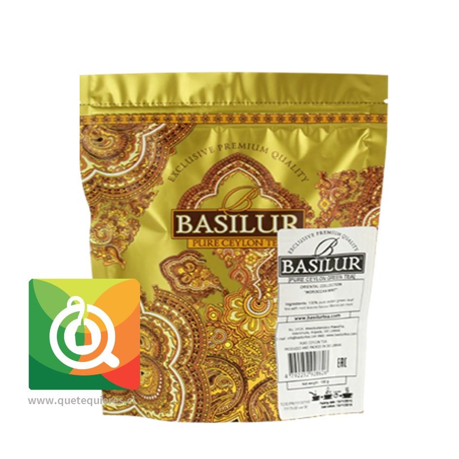 Basilur Té Negro Masala Chai 100 gr