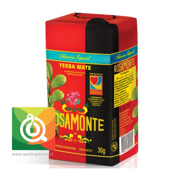 Rosamonte Kit Matero (Yerba Mate, Matero y Bombilla) - Image 4