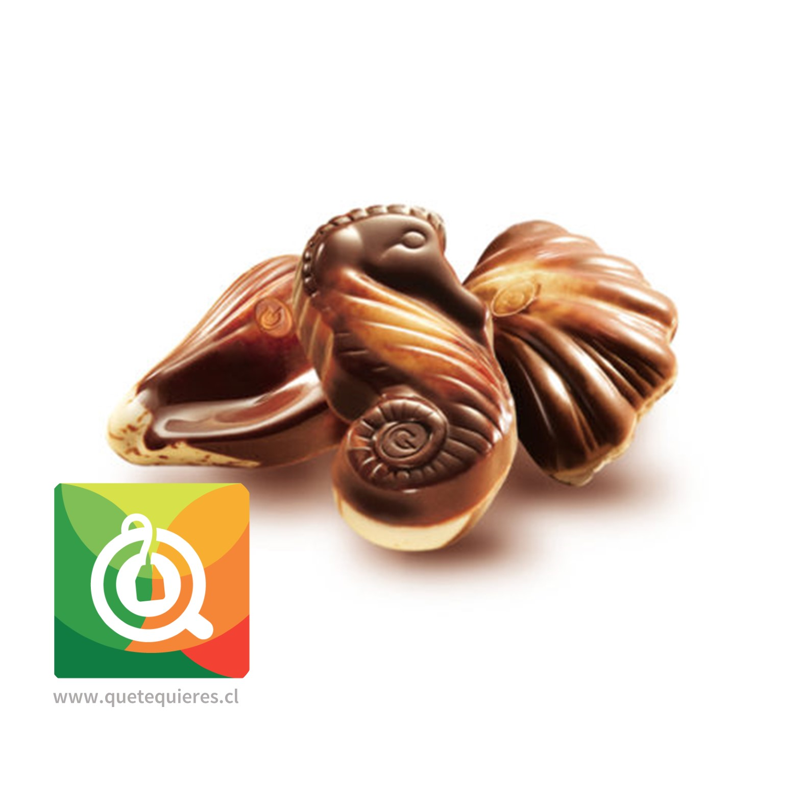 Guylian Bombon Chocolate SeaShell 125 gr - Image 2