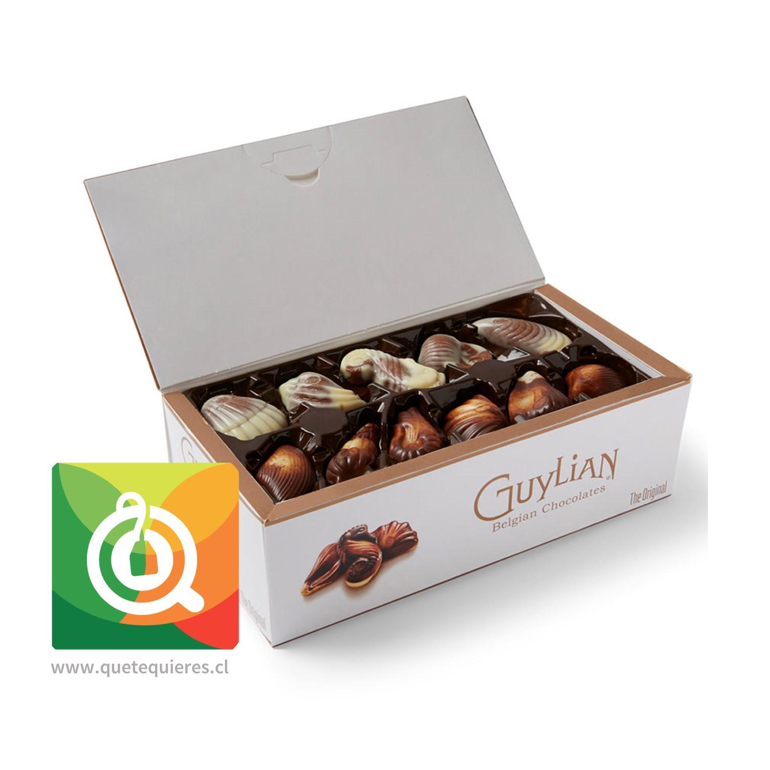 Guylian Bombon Chocolate Sea Shell Regalo Dorado- Image 2