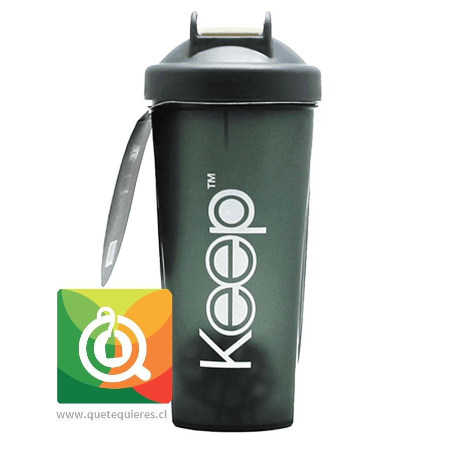 Keep Botella Shaker Value Negro