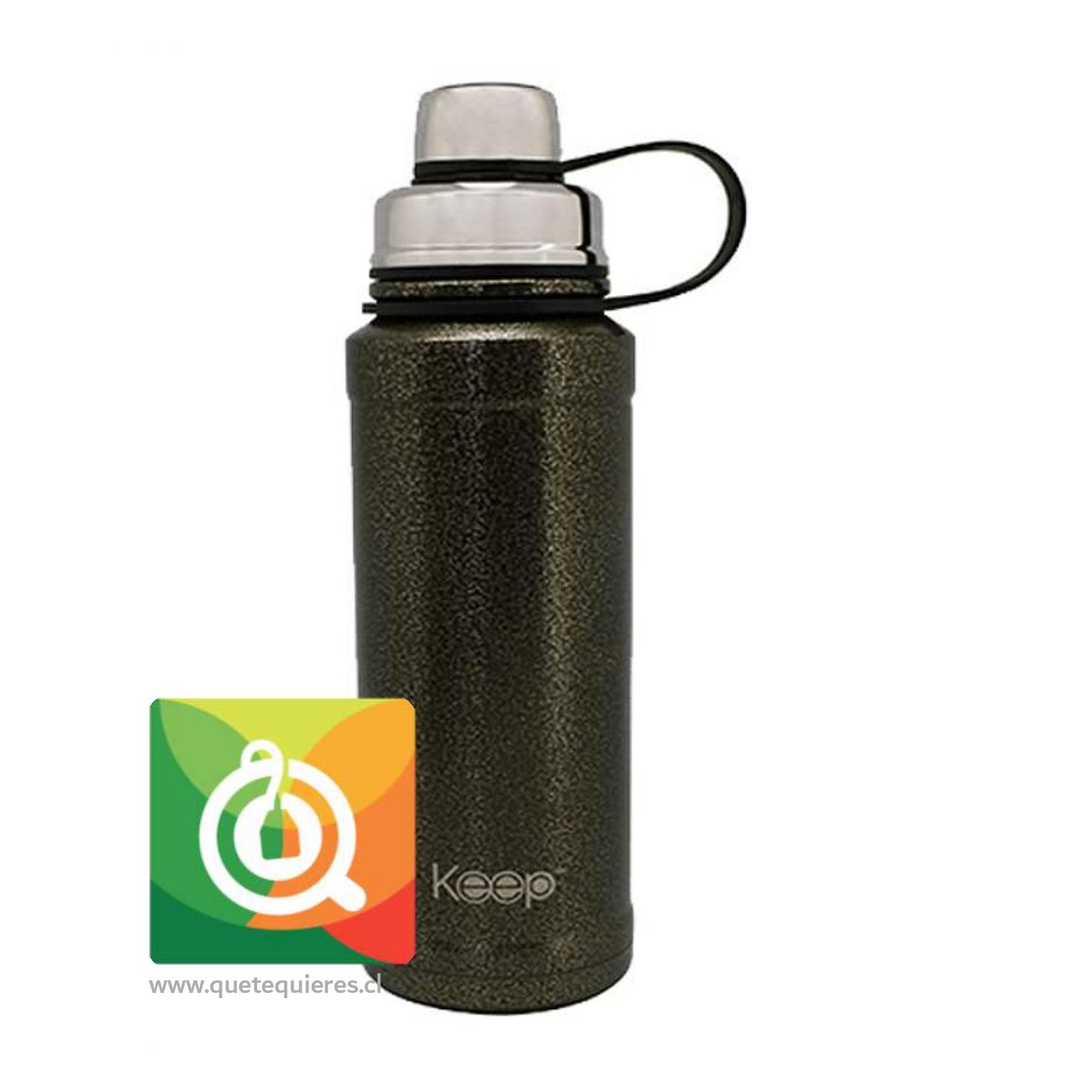 Keep Botella Termica Outdoor Verde Oscuro