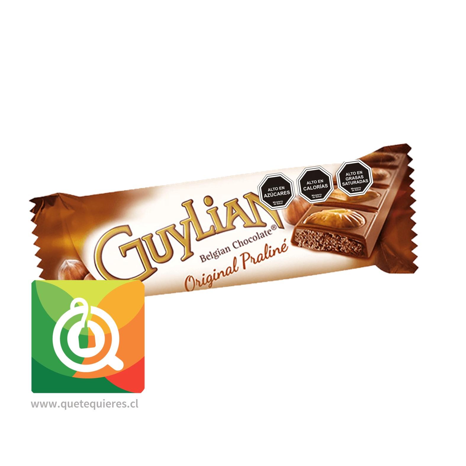 Guylian Barra Chocolate Praliné