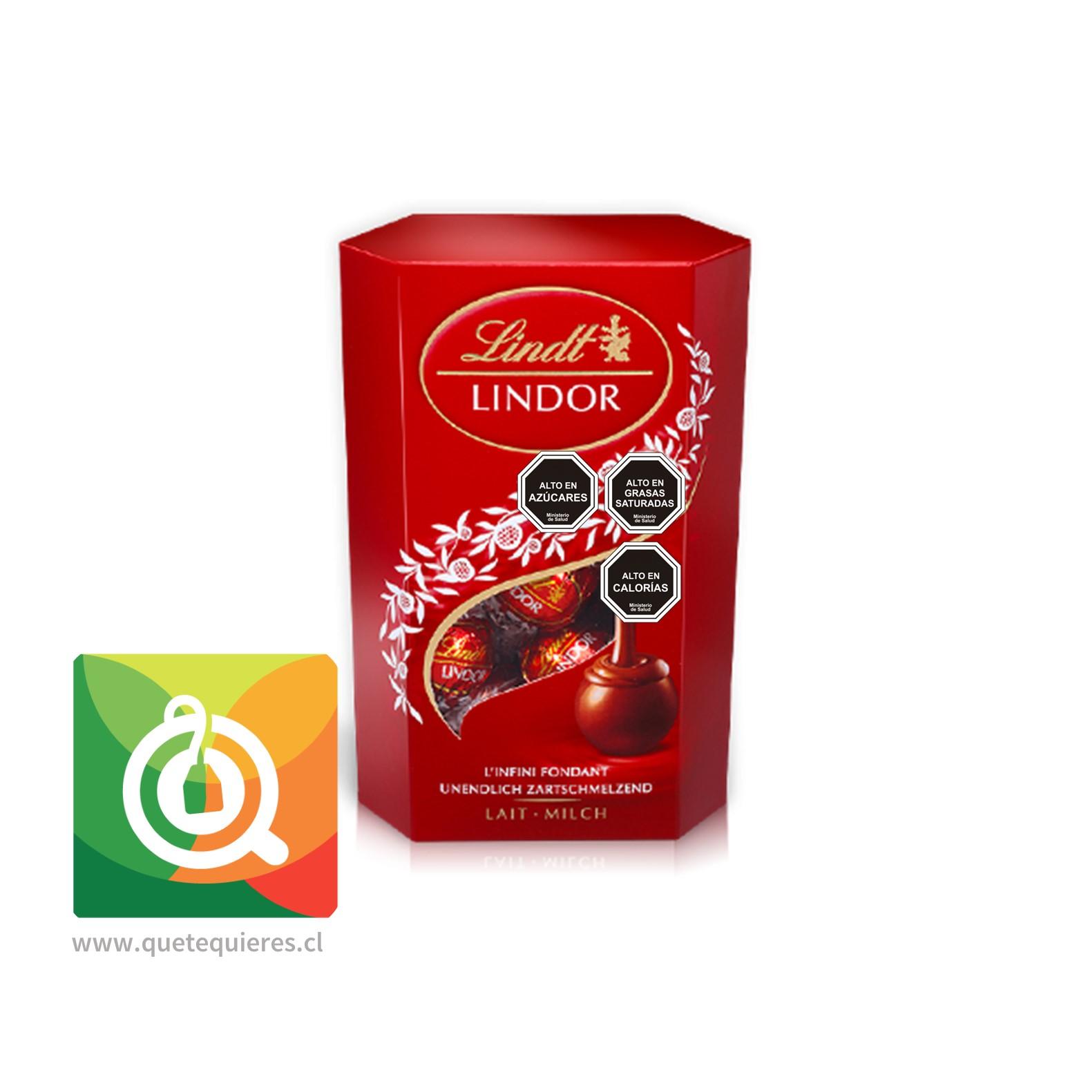 Lindt Chocolate Bombon Leche 75 gr