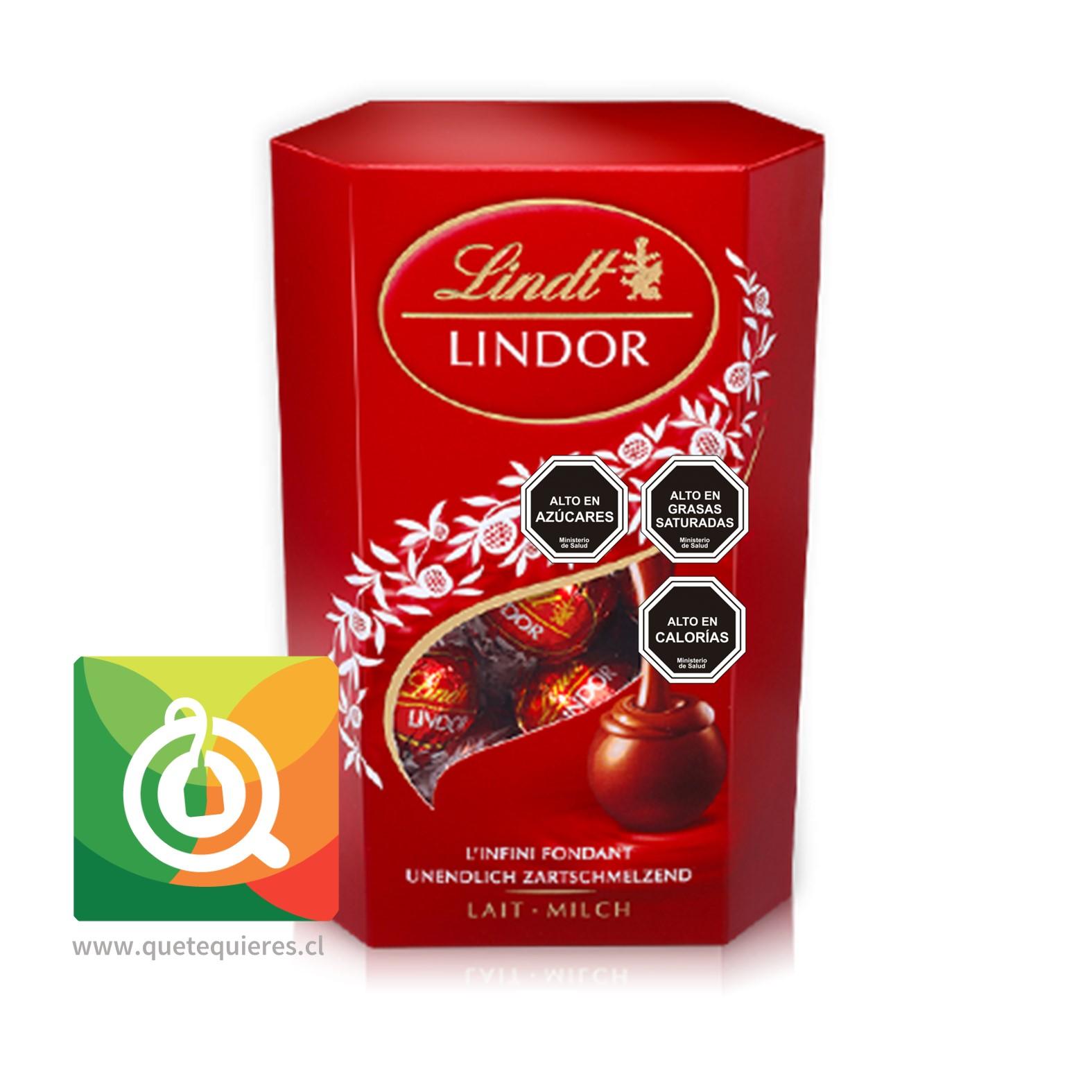Lindt Chocolate Bombon Lindor Leche 200 gr
