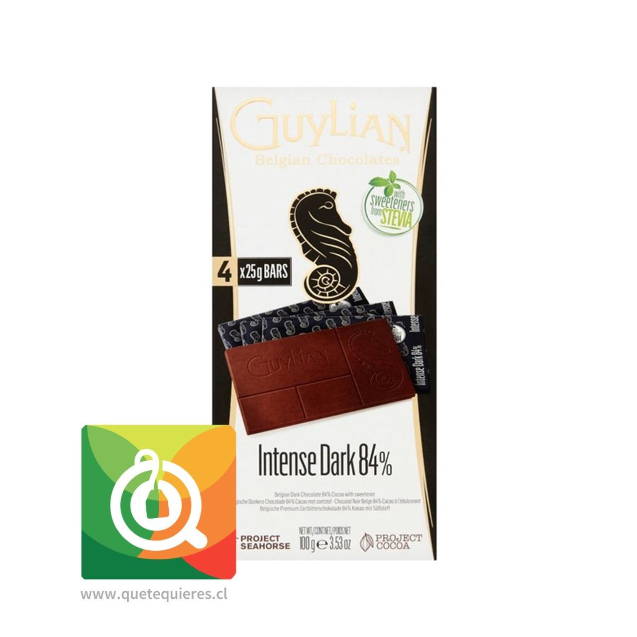 Guylian Barra Chocolate 84% Cacao