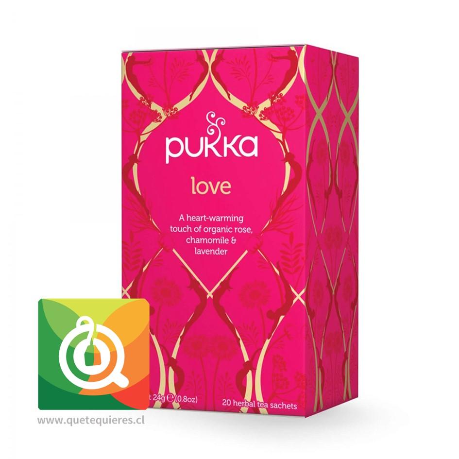 Pukka Infusión Love