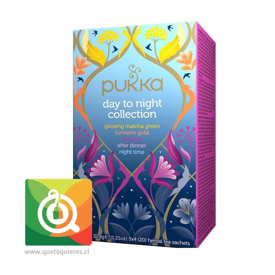 Pukka Colección de Día a Noche
