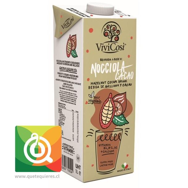 ViviCosi Bebida Vegetal Avellanas - Chocolate