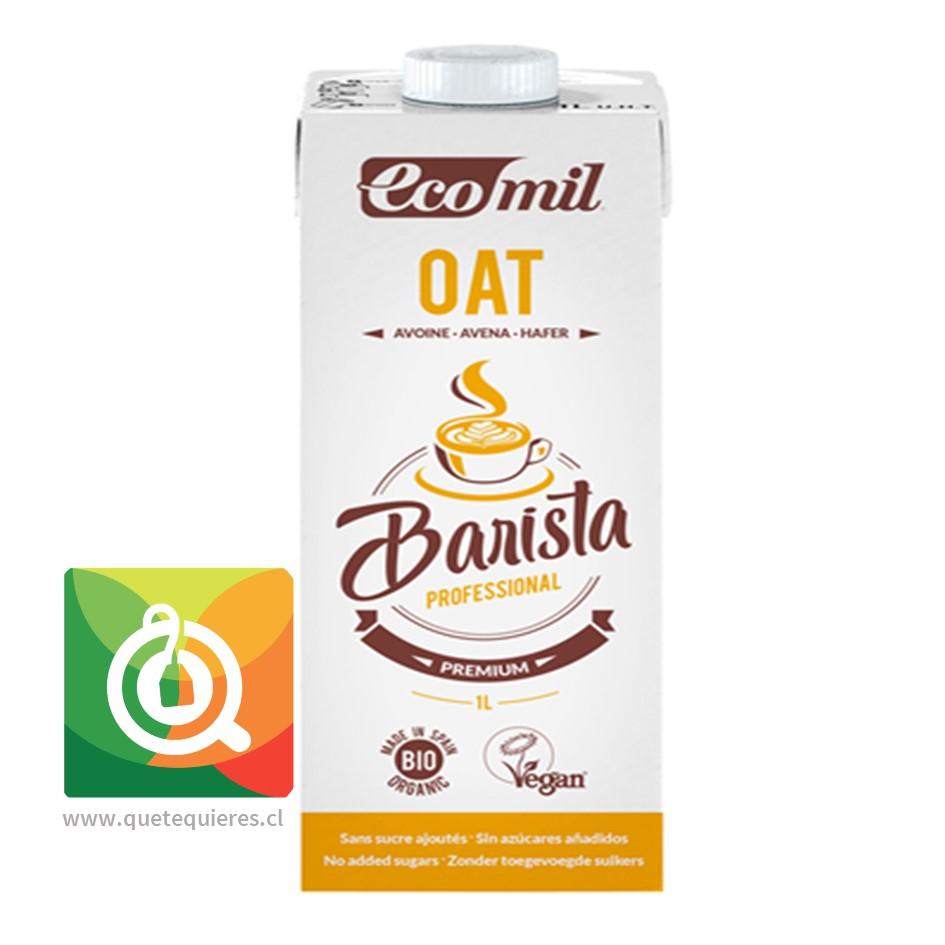 Ecomil Alimento Liquido de Avena Barista Orgánico
