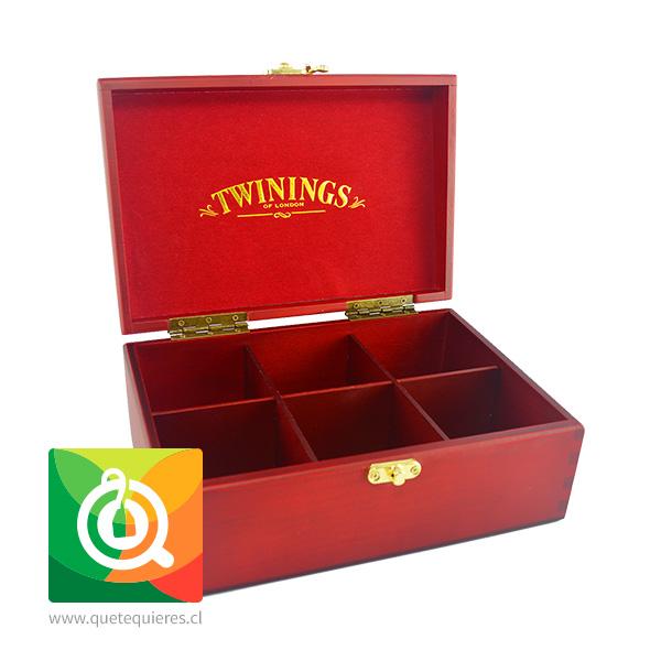 Twinings Caja Madera 60 bolsitas a elección- Image 2