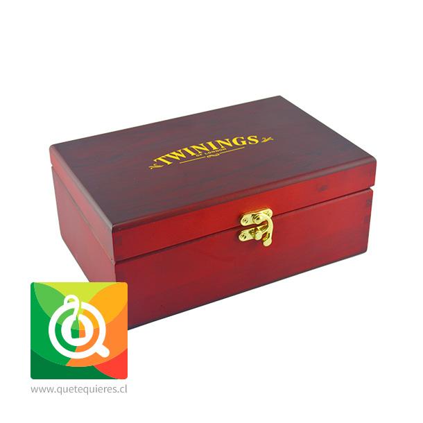 Twinings Caja Madera 60 bolsitas a elección- Image 3