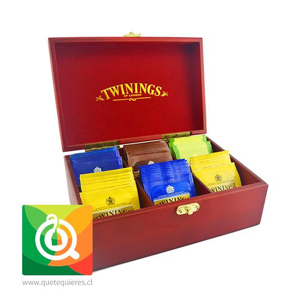 Twinings Caja Madera 60 bolsitas a elección- Image 1