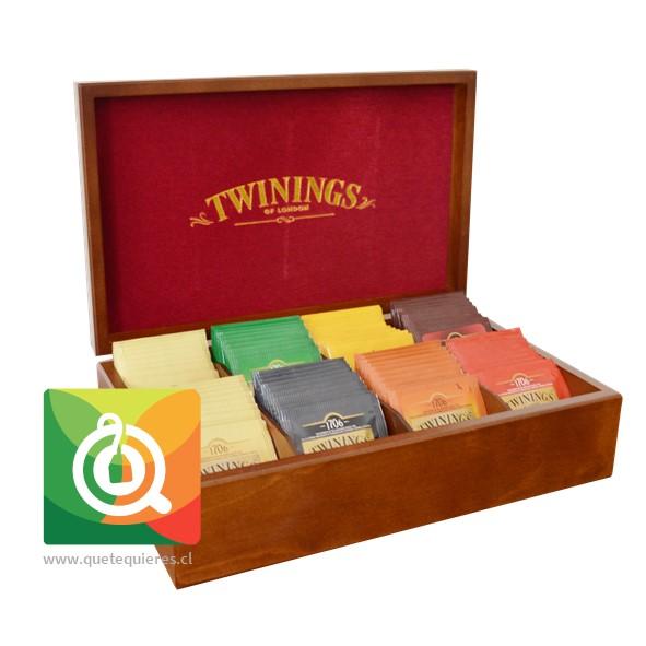 Twinings Caja de Madera 80 bolsitas a elección- Image 1