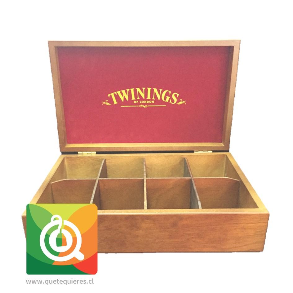 Twinings Caja de Madera 80 bolsitas a elección- Image 3
