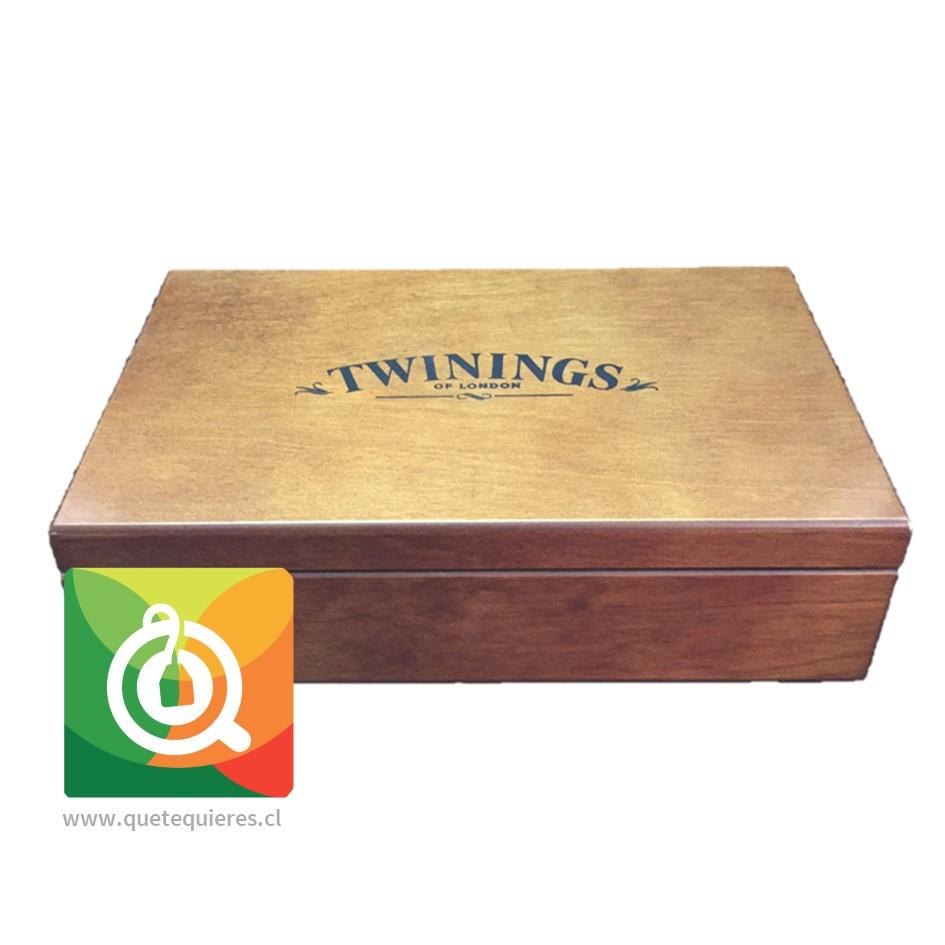 Twinings Caja de Madera 80 bolsitas a elección- Image 2