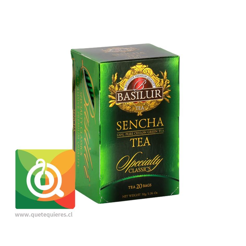 Basilur Té Verde Sencha - Specialty Classic