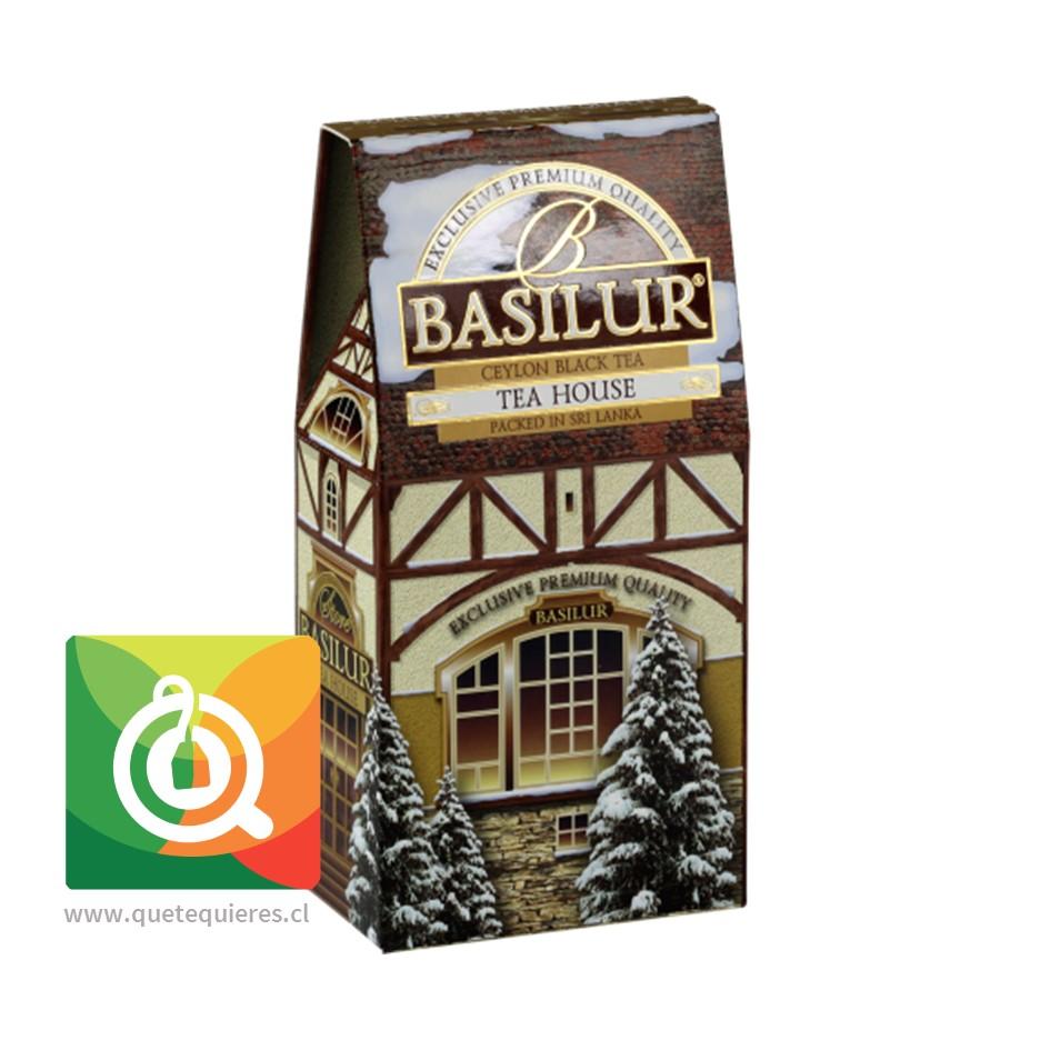 Basilur Té Negro - Tea House