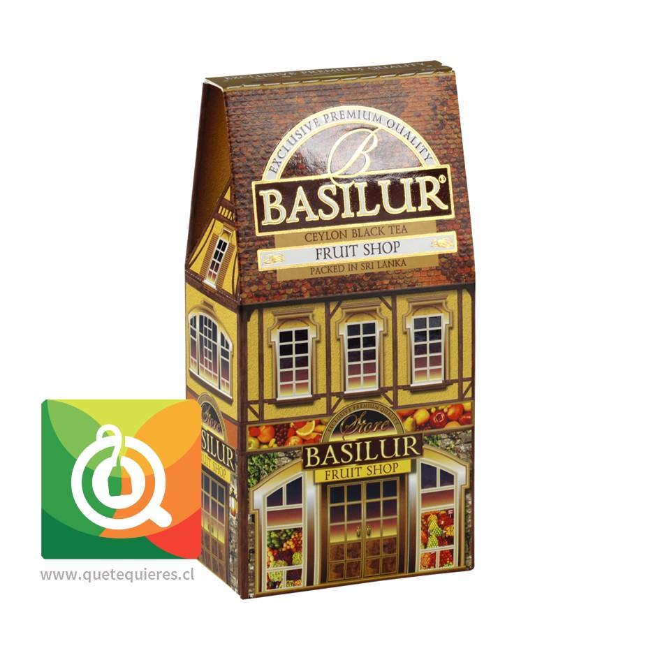 Basilur Té Negro - Fruit Shop house
