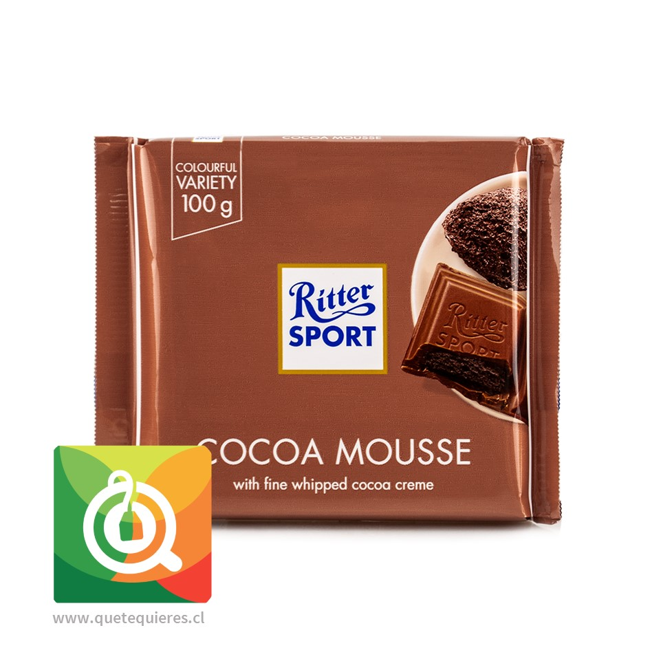 Ritter Sport Chocolate Mouse de Cacao