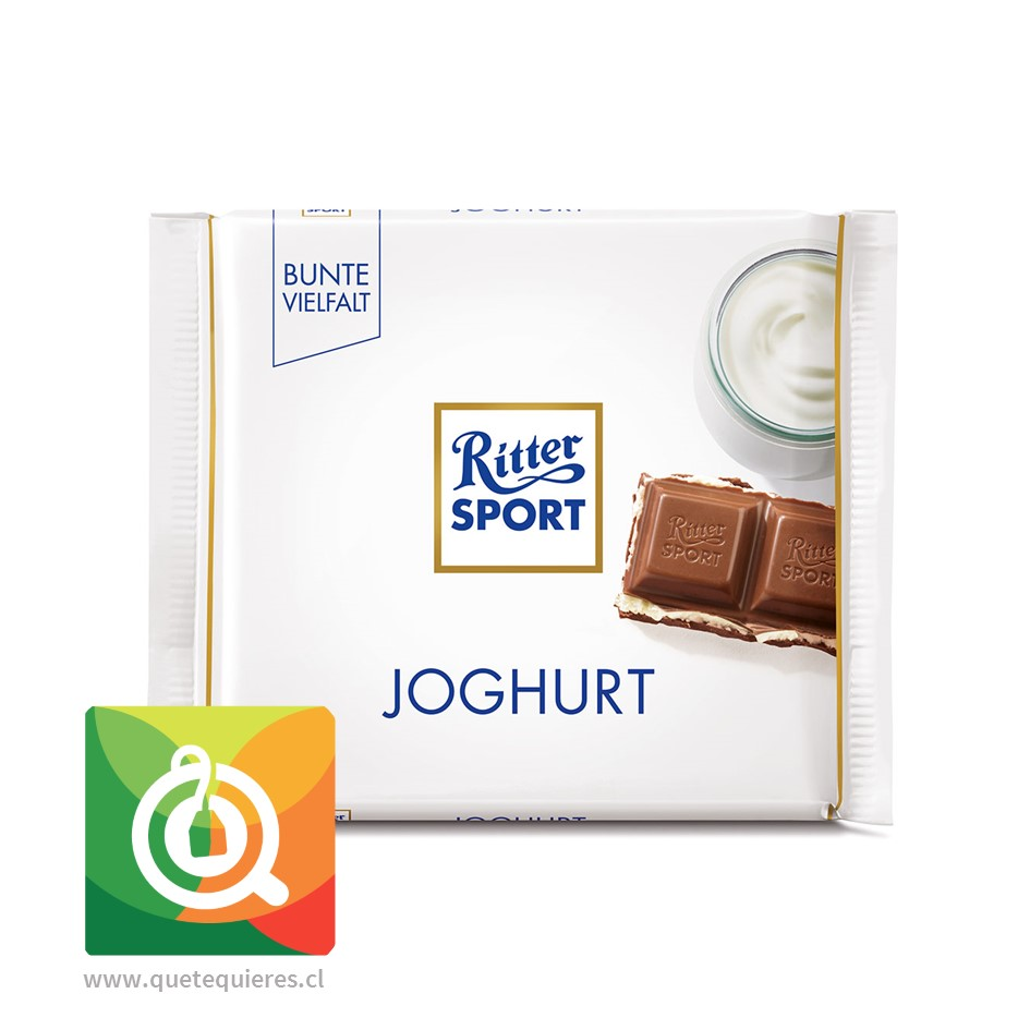 Ritter Sport Chocolate Barra Yogurt