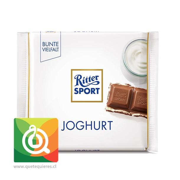 Ritter Sport Chocolate Barra Yogurt