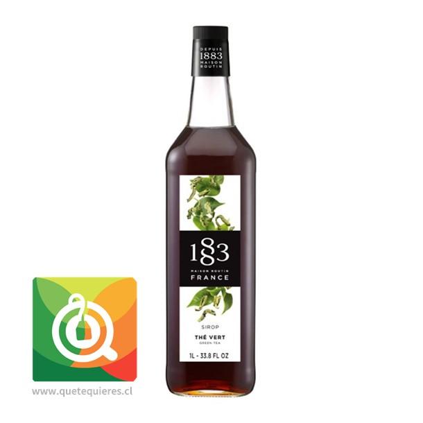 1883 Maison Routin Syrup Té Verde