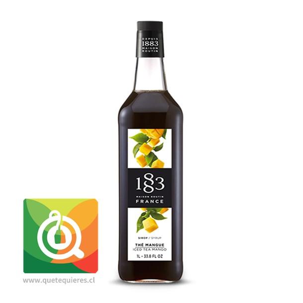 1883 Maison Routin Syrup Té Helado Mango