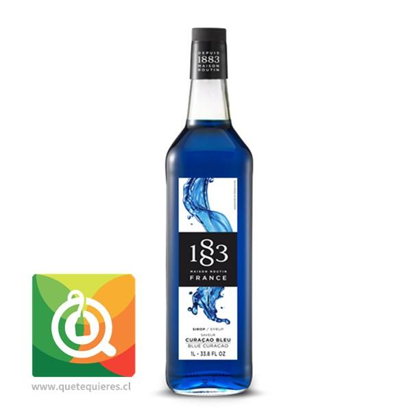 1883 Maison Routin Syrup Azul Caribeño