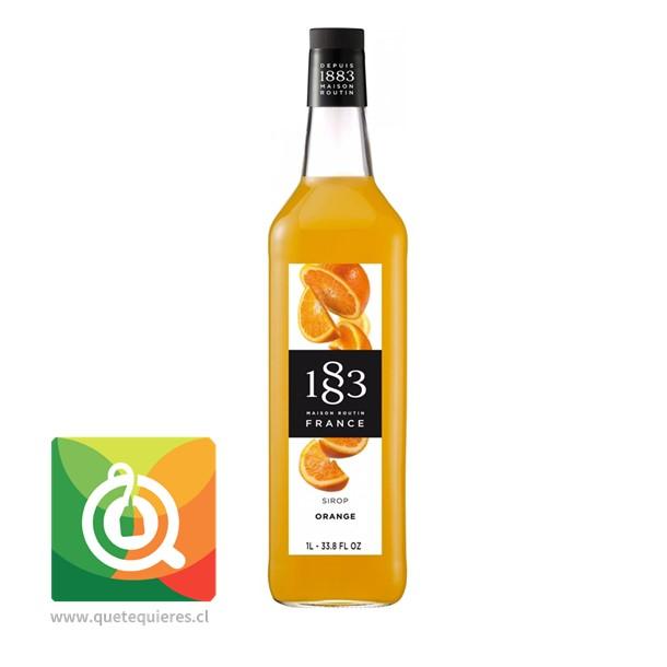 1883 Maison Routin Syrup Naranja