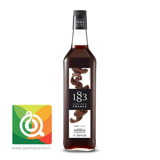 1883 Maison Routin Syrup Chocolate
