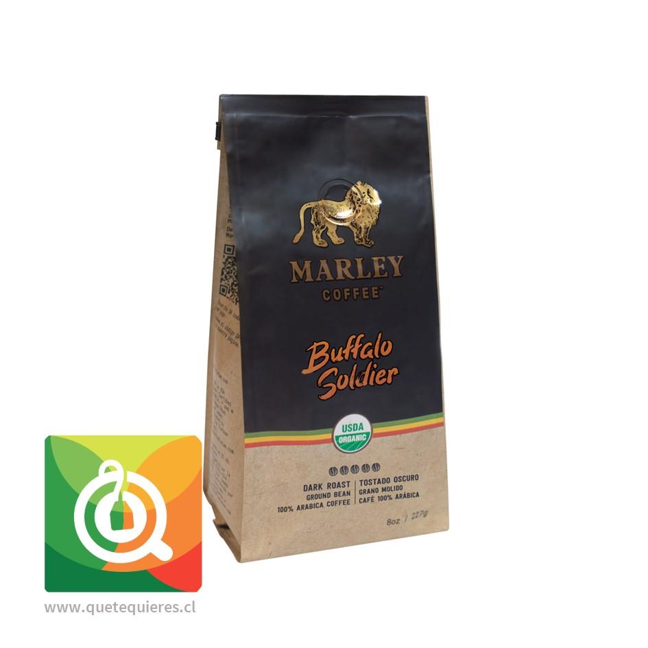 Marley Coffee Café Buffalo Soldier - Image 2