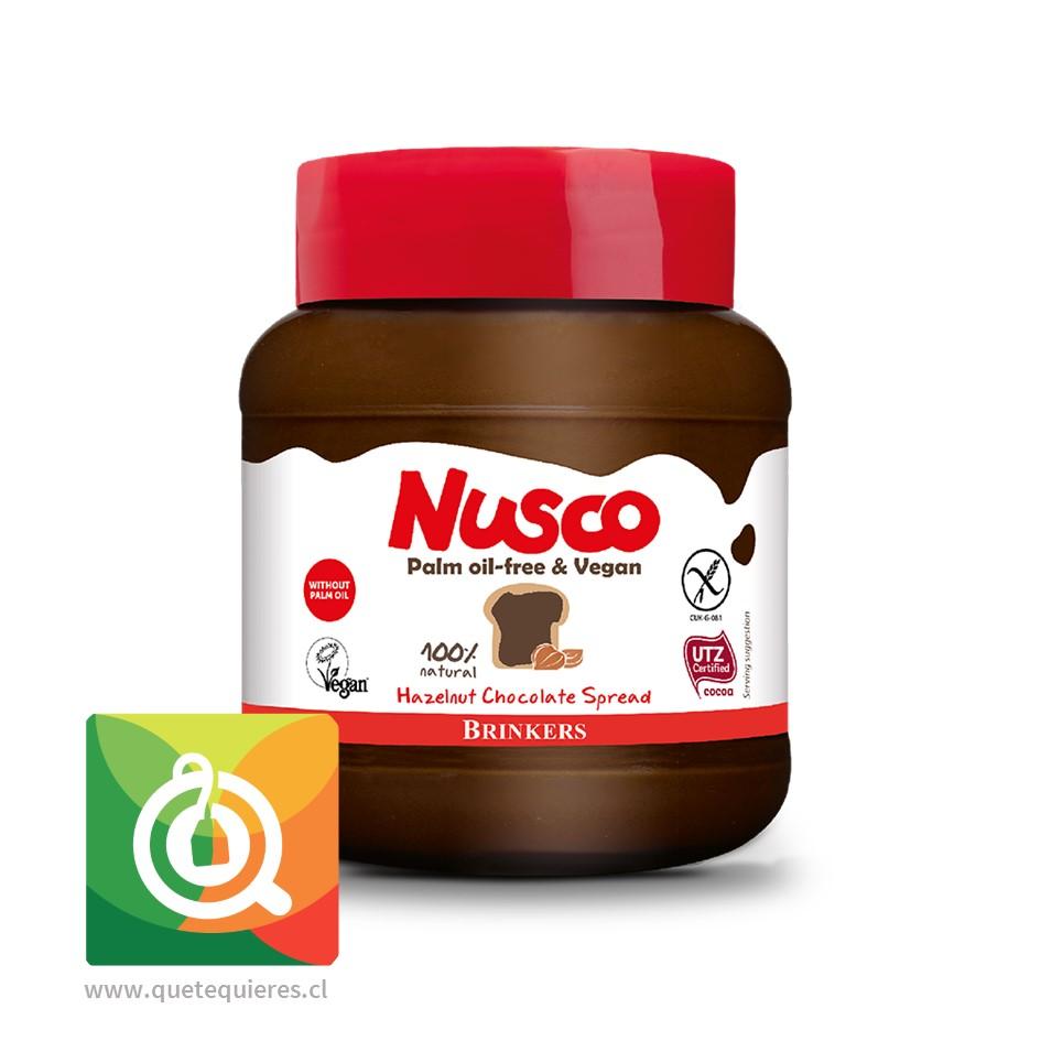 Nusco Crema con Avellanas y Cacao
