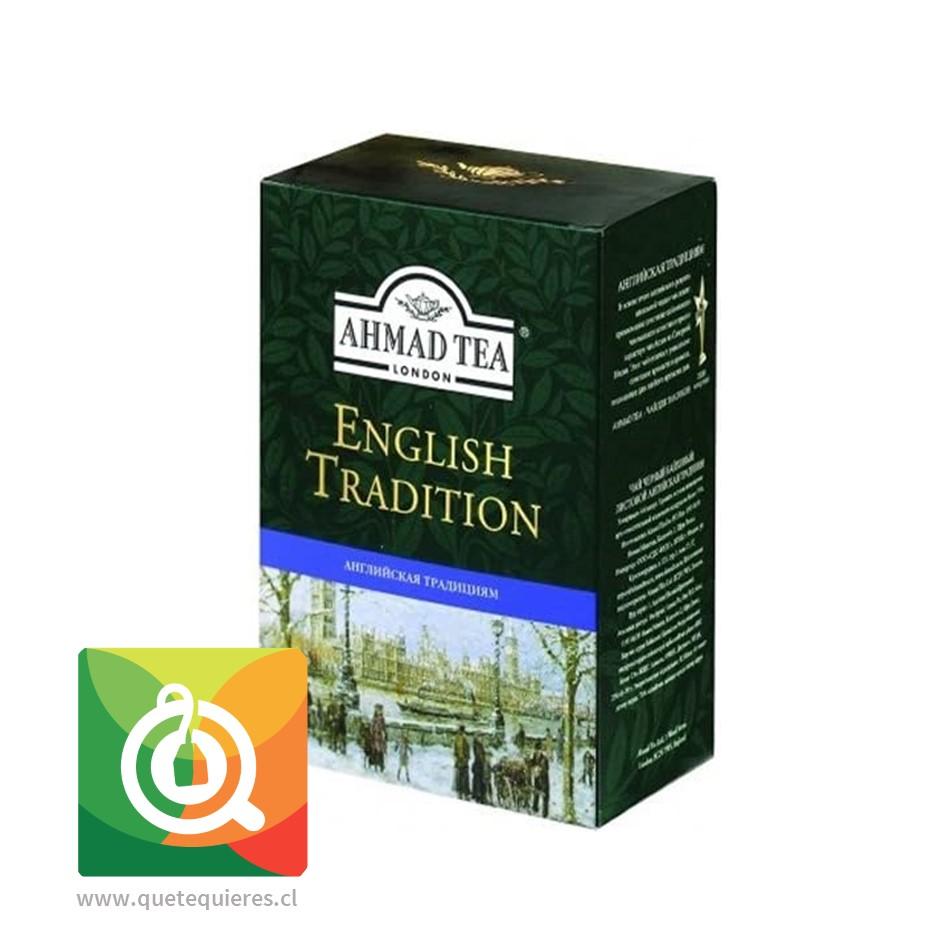Ahmad Té Negro English Tradition 100 gr