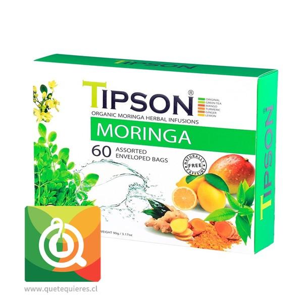 Tipson Surtido de Moringa Orgánica