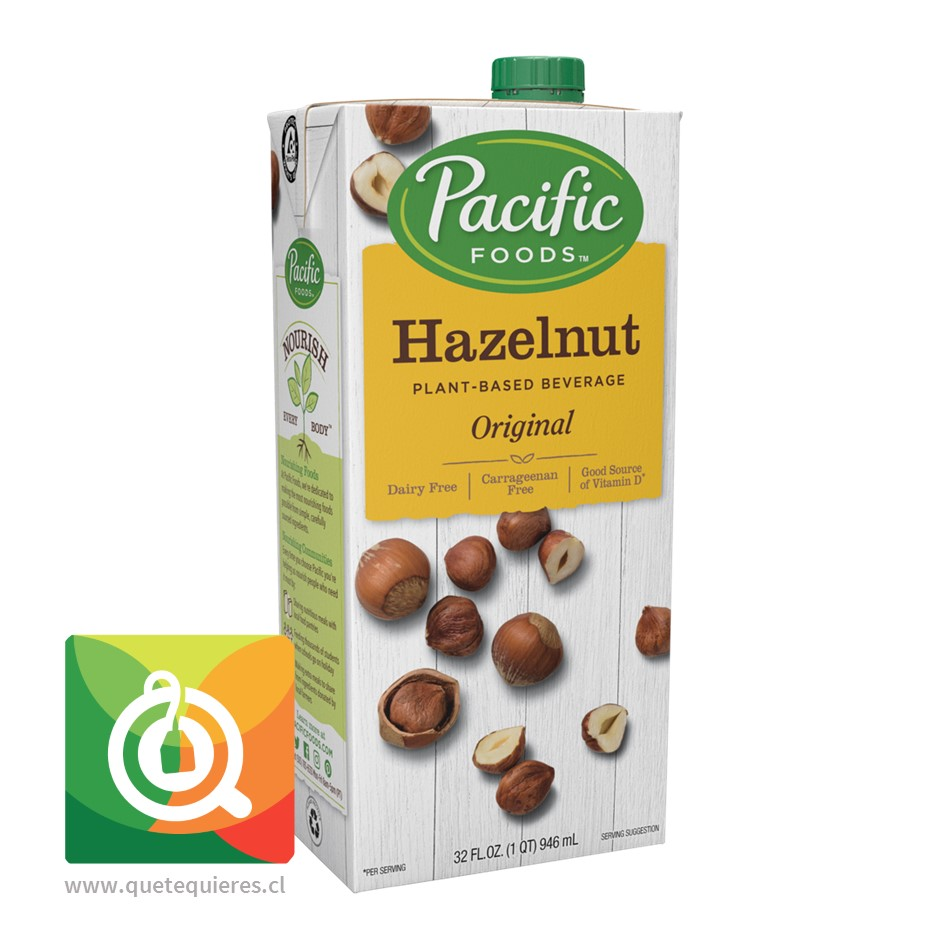 Pacific Food Alimento Líquido Avellana