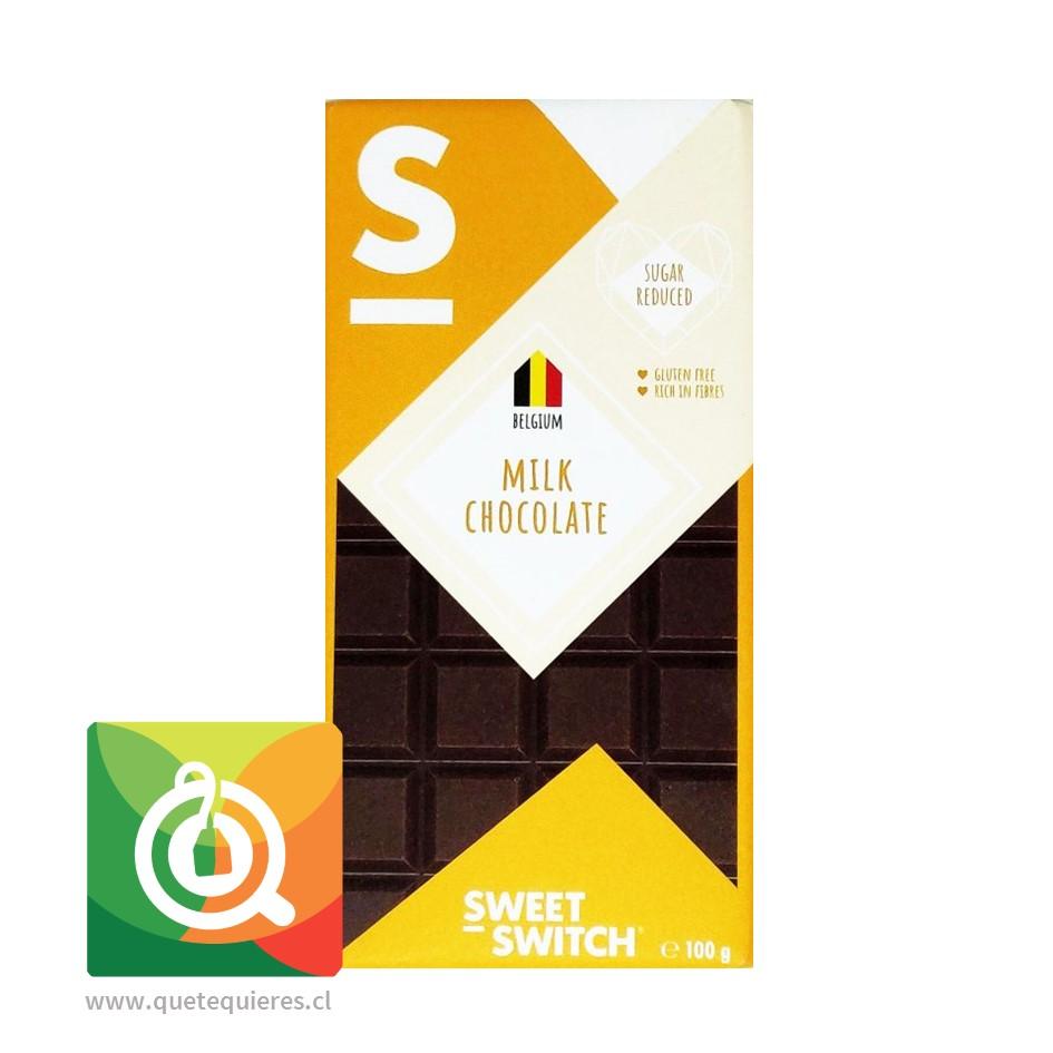 Sweet Switch Chocolate Belga de Leche
